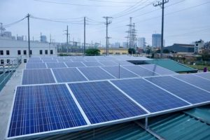 Công ty PSC thực hiện dự án điện mặt trời trong năm 2019