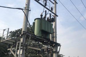 Xây lắp thí nghiệm trạm biến áp treo Bồng Lai – Quế Võ – Bắc Ninh
