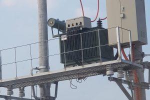 Tuyến cáp ngầm 24kV và TBA 180kVA-22/0.4kV cấp điện cho trụ sở công an huyện Gia Bình