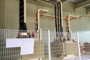 Tuyến cáp ngầm 24kV và MBA 1000kVA-22/0.4kV+1000kVA-22/0.23kV cấp điện cho Công ty TNHH Korea Electric Terminal Việt Nam.
