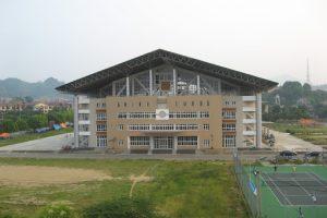Dự án trung tâm đào tạo bóng chuyền tỉnh Bắc Ninh