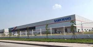Thí nghiệm định kỳ nhà máy SamKwang Vina